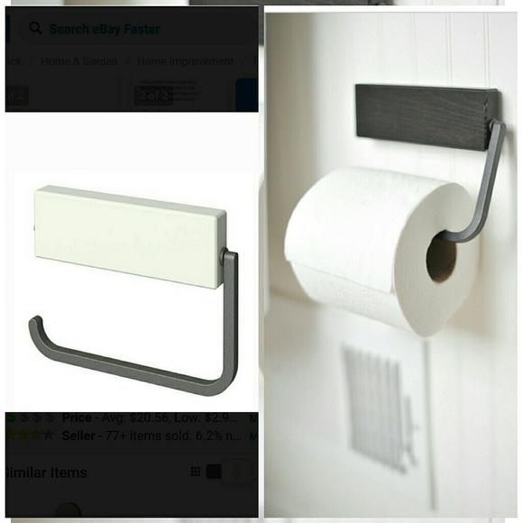 Bath Ikea Toilet Paper Holder Poshmark